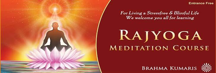 Rajyoga Meditation Course